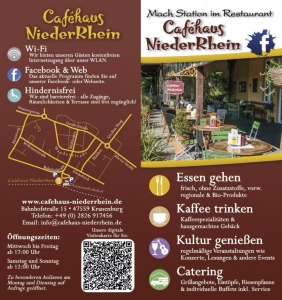 Cafehaus-Niederrhein
